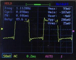 矩形波 -60dB